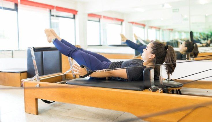 Los ejercicios con MOTR se pueden complementar con diferentes tipos de materiales deportivos