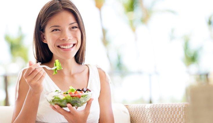 Podrás hacer dieta sin ningún problema