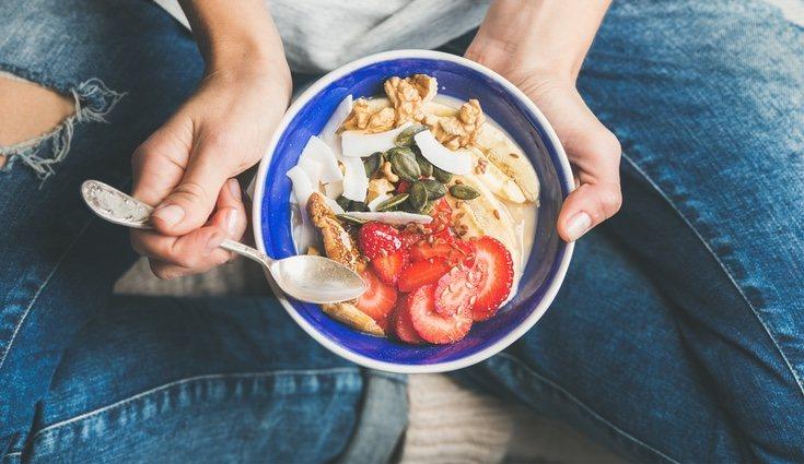 Es fundamental llevar una alimentación saludable