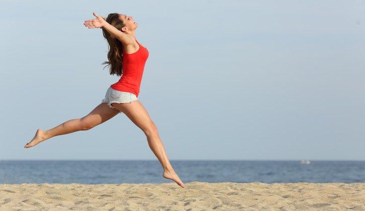 Es uno de los mejores entrenamientos para espalda, piernas y clúteos