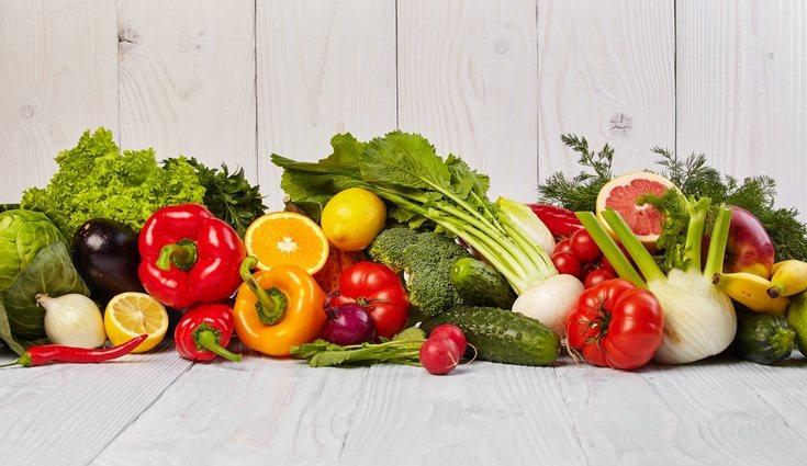 La carencia de verduras es muy perjudicial