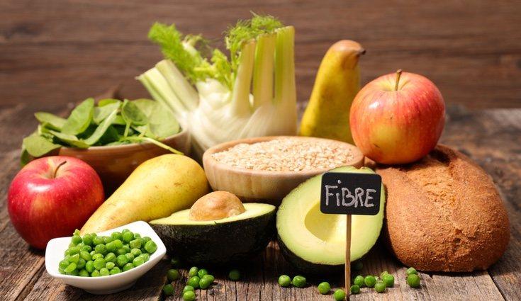 La patata es uno de los alimentos más ricos en fibra