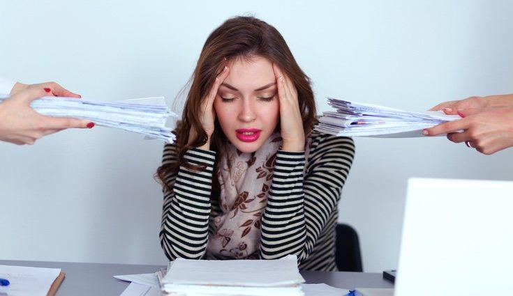 El estrés es una de las causas más comunes