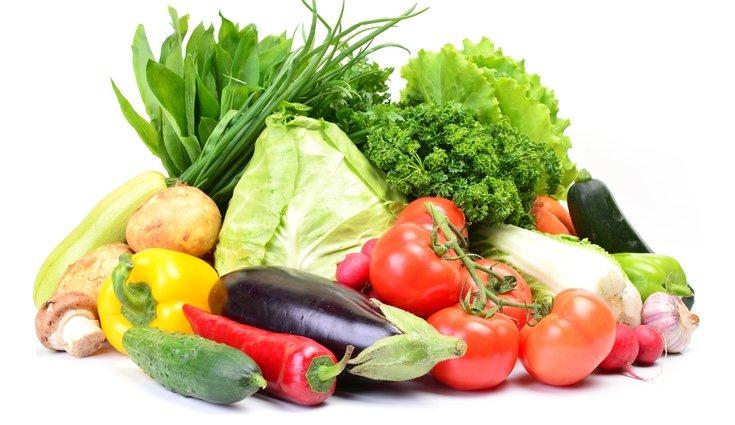 Hay que prestar atención a algunas de las verduras, ya que contienen más calorías de las esperadas