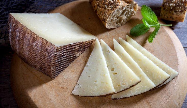 Cuanto más curado está el queso, más calcio aporta al organismo