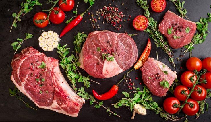 La proteína de la carne magra permite estimular o activar el metabolismo durante la digestión