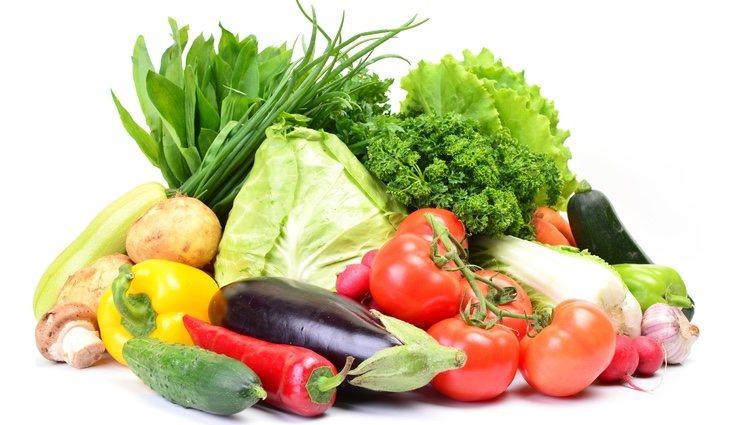 Se deberá controlar la cantidad de verduras que se ingieren