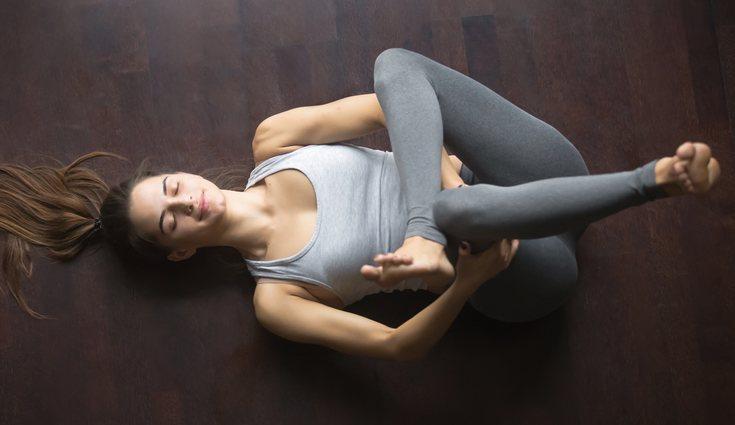 El yoga mejora el descanso y reduce el estrés
