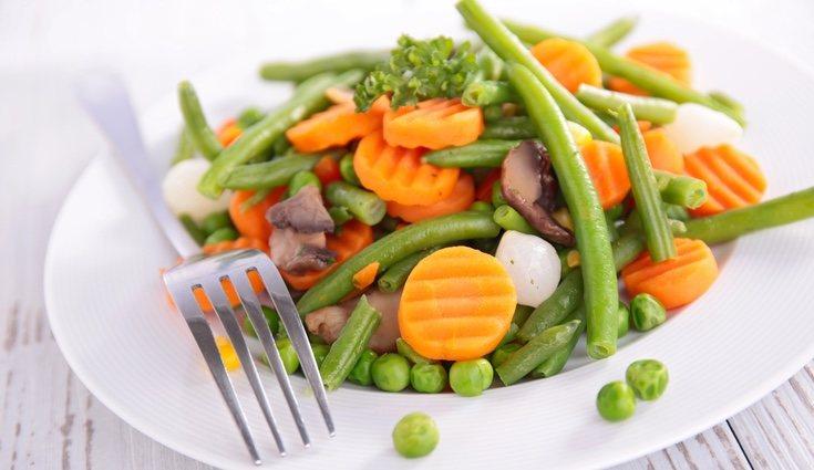 Las judías verdes ayudan al organismo a rebajar los niveles de colesterol