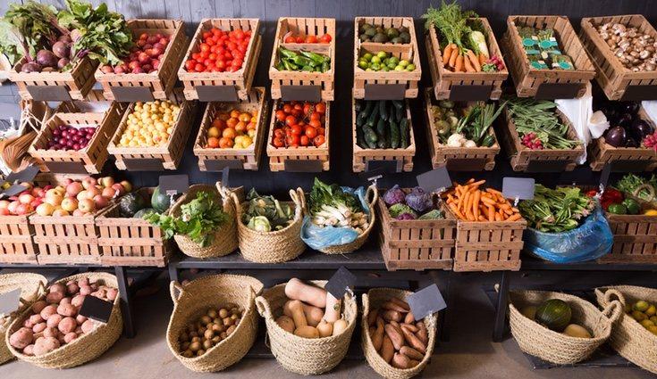 Puedes encontrar todas estas verduras de manera sencilla