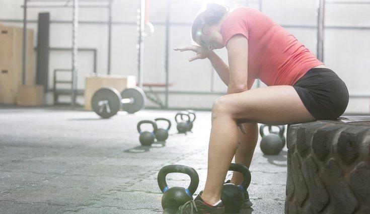 Existen muchas razones para la fatiga muscular