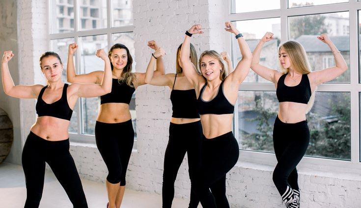Finalmente tu cuerpo ganará en fuerza y flexibilidad