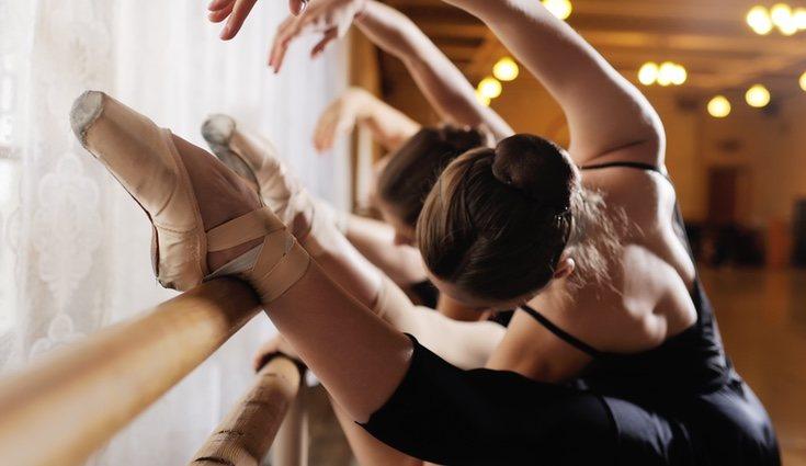 El Booty Barre integra movimientos de ballet y yoga