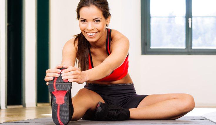 Para realizar cualquier deporte es importante tener un buen nivel de flexibilidad