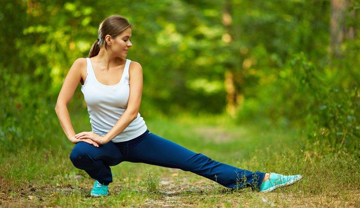 Cada ejercicio deberá durar entre 15 y 30 segundos en repeticiones de 5
