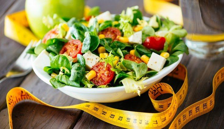 Mantener una dieta equilibrada para adelgazar no implica pasar hambre