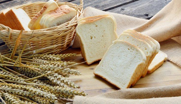 El pan blanco puede sustituirse por pan de centeno natural