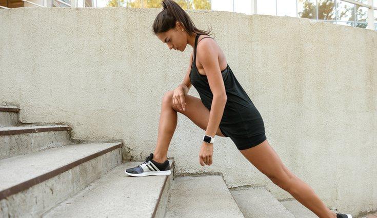 Se pueden hacer una serie de ejercicios que ayudarán a quemar calorías más rápido