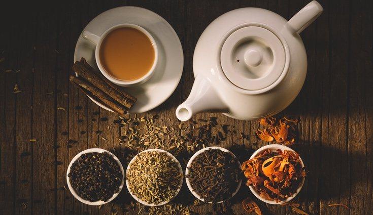 Existen diferentes tipos de té negro