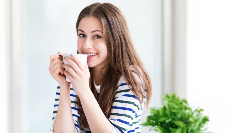 El té negro ayuda a disminuir la retención de líquidos