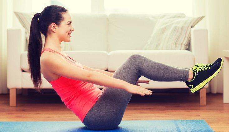 Este tipo de entrenamiento se realiza sin pesas o aparatos de gimnasio