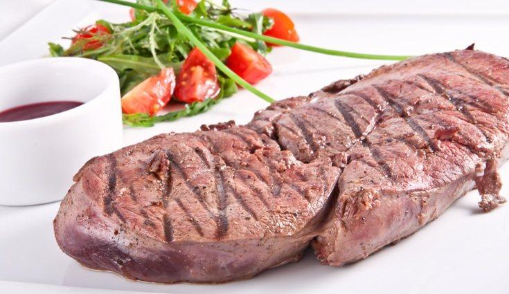 El hígado es una víscera con alto contenido en hierro