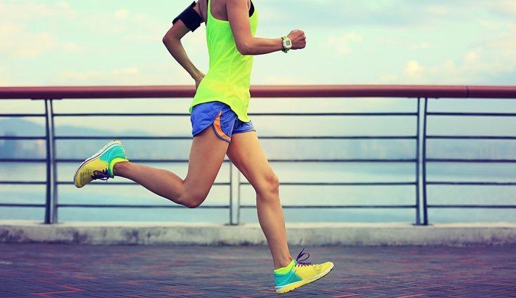 En atletismo una media maratón es el paso siguiente a una carrera de 10 kilómetros