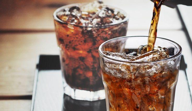 Los refrescos no son beneficiosos para la salud por el gran cantidad de azúcar que contienen