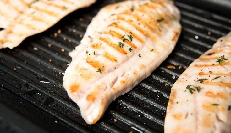 Las comidas que prepares deben ser a la plancha, al horno, cocidas o hervidas para evitar la grasa