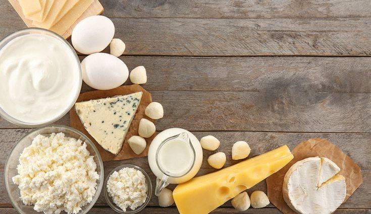 Evitar los quesos de sabores fuertes