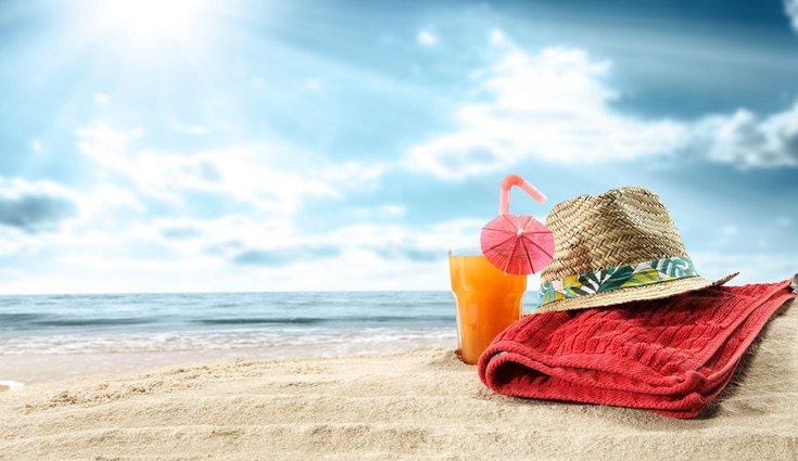 En la playa y en la piscina ten siempre una bebida fría
