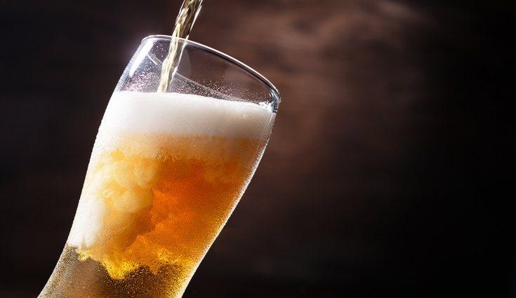 La cerveza 0,0 puede tomarse con sabores, como por ejemplo el limón
