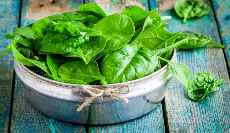 El mineral y la vitamina son sus principales propiedades además del hierro