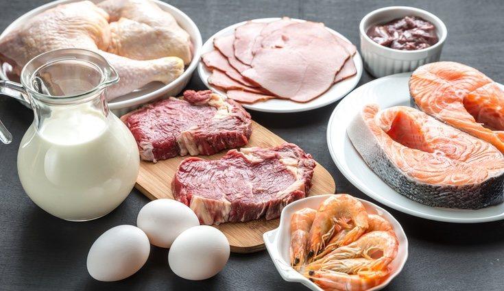 Es preferible tomar proteínas naturales a suplementos artificales