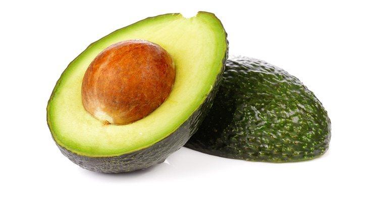 El aguacate es una fruta que ayuda a la relajación del sistema nervioso