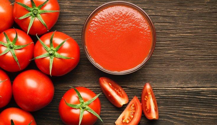 El tomate se puede añadir a una gran cantidad de recetas y salsas