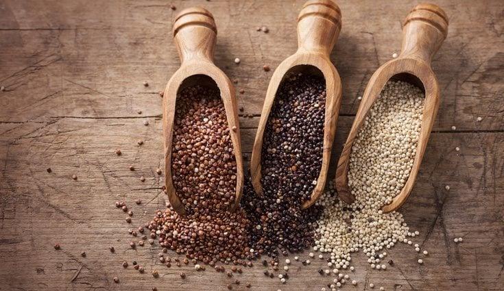 La elaboración de la quinoa es muy similar a la del arroz