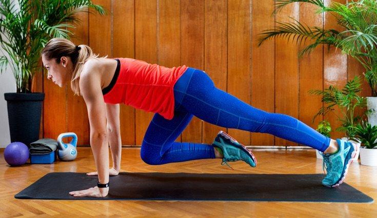 Practicar ejercicios de alta intensidad tiene multitud de beneficios