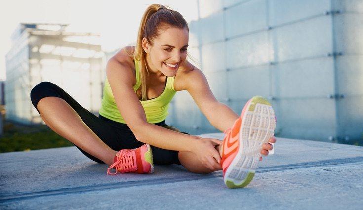 Es fundamental estirar antes y después del ejercicio