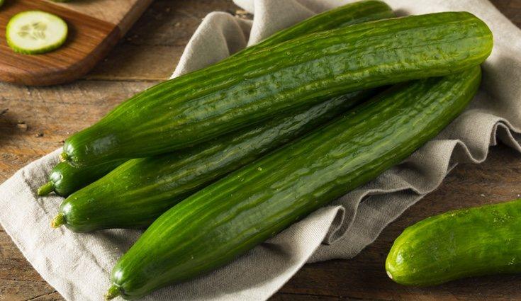 El pepino es una hortaliza que sacia y ayuda a bajar de peso