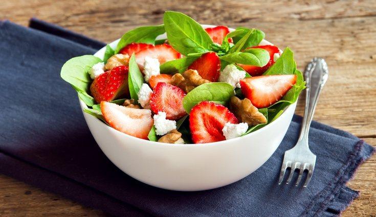 Existen una gran variedad de recetas a las que se les puede añadir la fresa