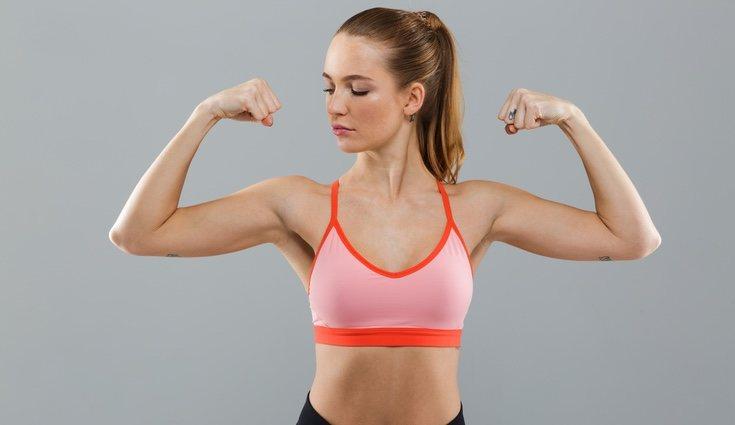 Hay personas que temen tomar proteínas por si sus músculos crecen demasiado