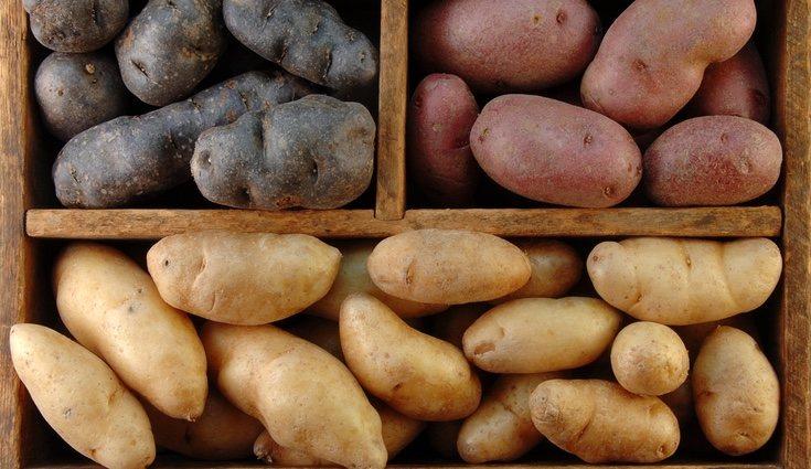 Todos los tipos de patatas tienen las mismas propiedades y beneficios