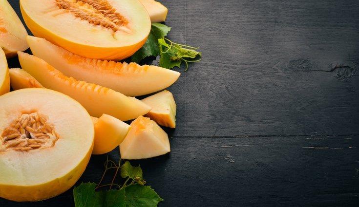 El melón siempre ha sido comparado con la sandía