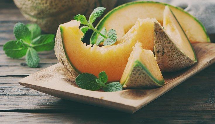 El melón contiene citrulina que es buena para el corazón