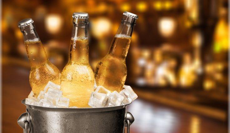 La cerveza pertenece al grupo de calorías vacías