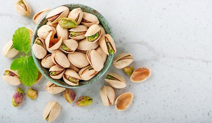 El pistacho tiene multitud de propiedades y beneficios
