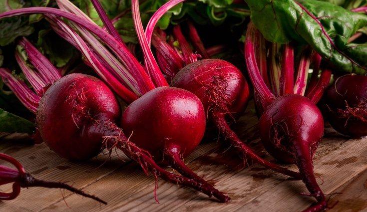 La remolacha ofrece propiedades desde laxante natural hasta mejorar el sistema inmunitario