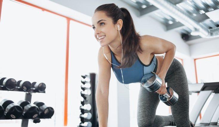 No tengas prisa en volver a tonificar los músculos