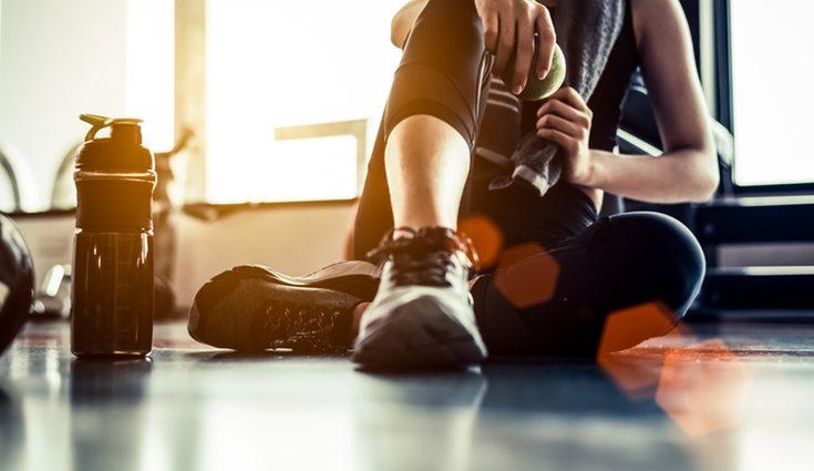 Tendrás que tener en cuenta que llevas mucho tiempo sin ejercitar tu cuerpo